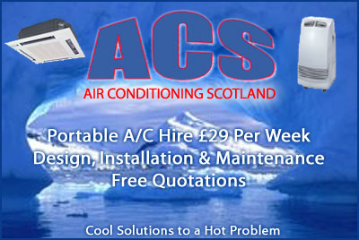 ACS Air Conditioning Solutions Scotland